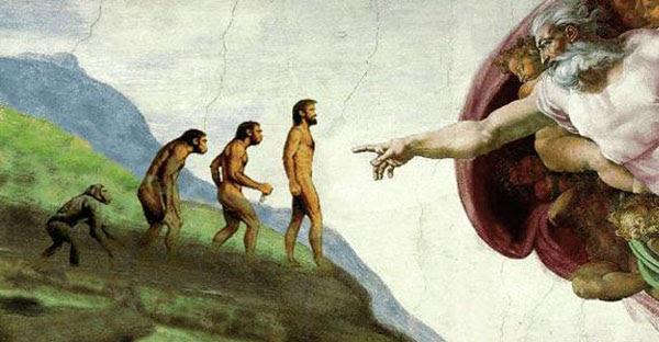 Эволюция и творение