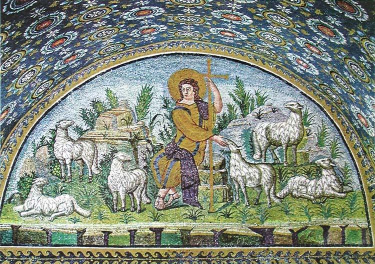 Добрый-Пастырь-Мавзолей-Галлы-Плацидии