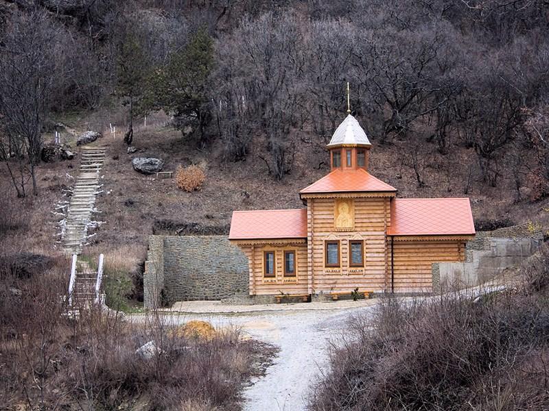 Кизилташский монастырь Стефана Сурожского