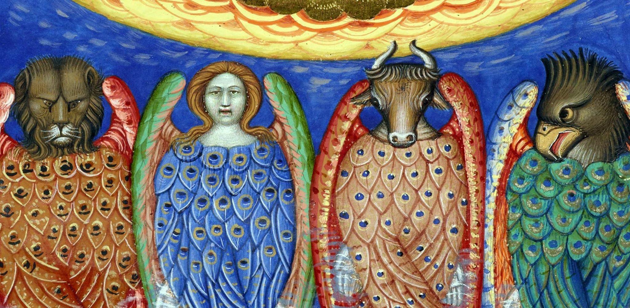 Nicolaus de Lyra super Bibliam, Italy ca. 1402